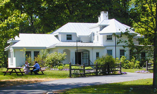 Hopson Cottage --