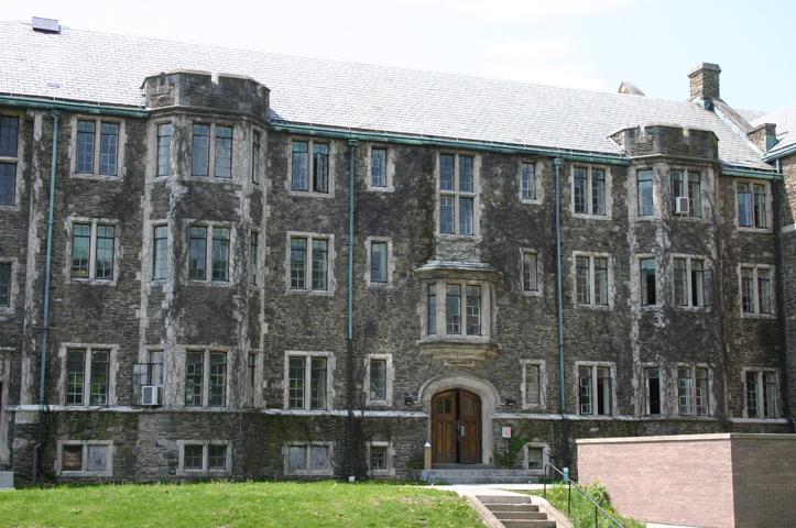 Albee Hall --