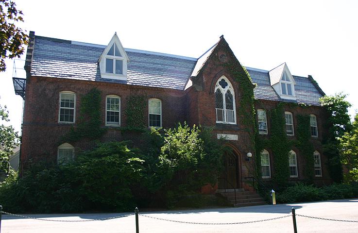 Aspinwall Hall --