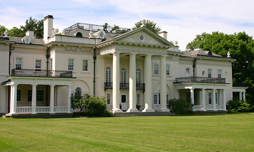 Blithewood Mansion --