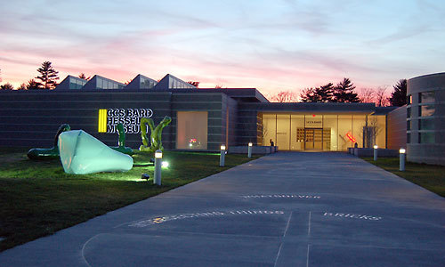 Center for Curatorial Studies and Hessel Museum of Art. Photo by Letitia Smith. --