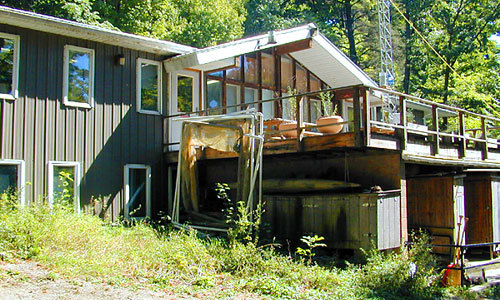 The Bard College Field Station --