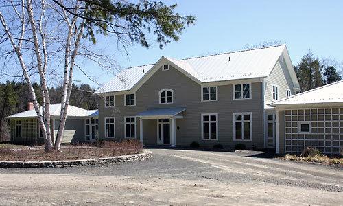 Finberg House --