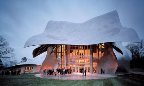 The Richard B. Fisher Center for the Performing Arts --