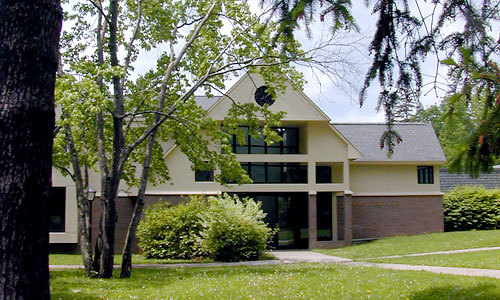Fisher Studio Arts Building --