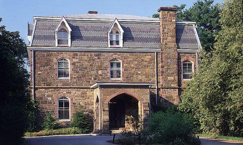 Ludlow Hall --
