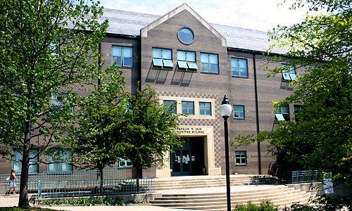 Franklin W. Olin Humanities Building --