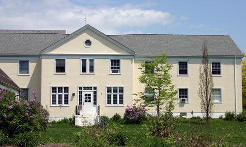 South Hall --