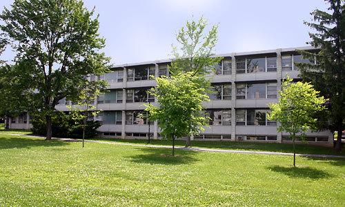 Tewksbury Hall --