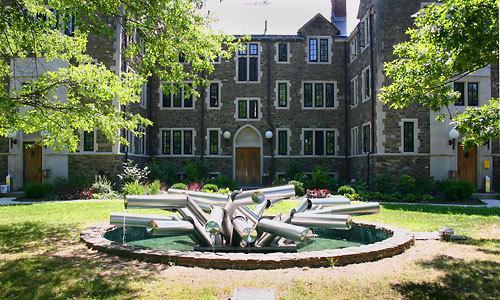Warden's Hall --