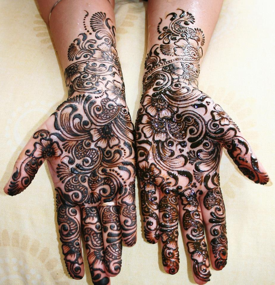 Mehndi Designs Patterns Images Book For Hand Dresses For Kids