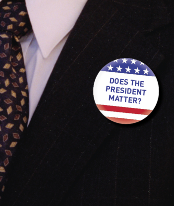 [Does the President Matter? A Conference on the American Age of Political Disrepair]