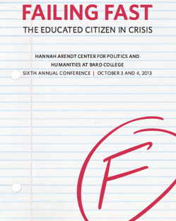 [Failing Fast: The Educated Citizen in Crisis]