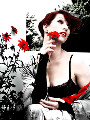 [Amanda Palmer] Photo by Kambriel