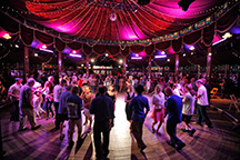 [Midsummer Dancing: Salsa Night] Photo by Cory Weaver