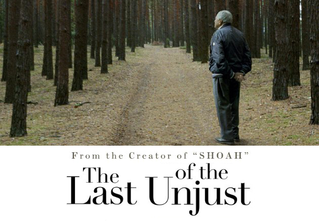 [The Last of the Unjust: Film Screening and Conversation with Roger Berkowitz]