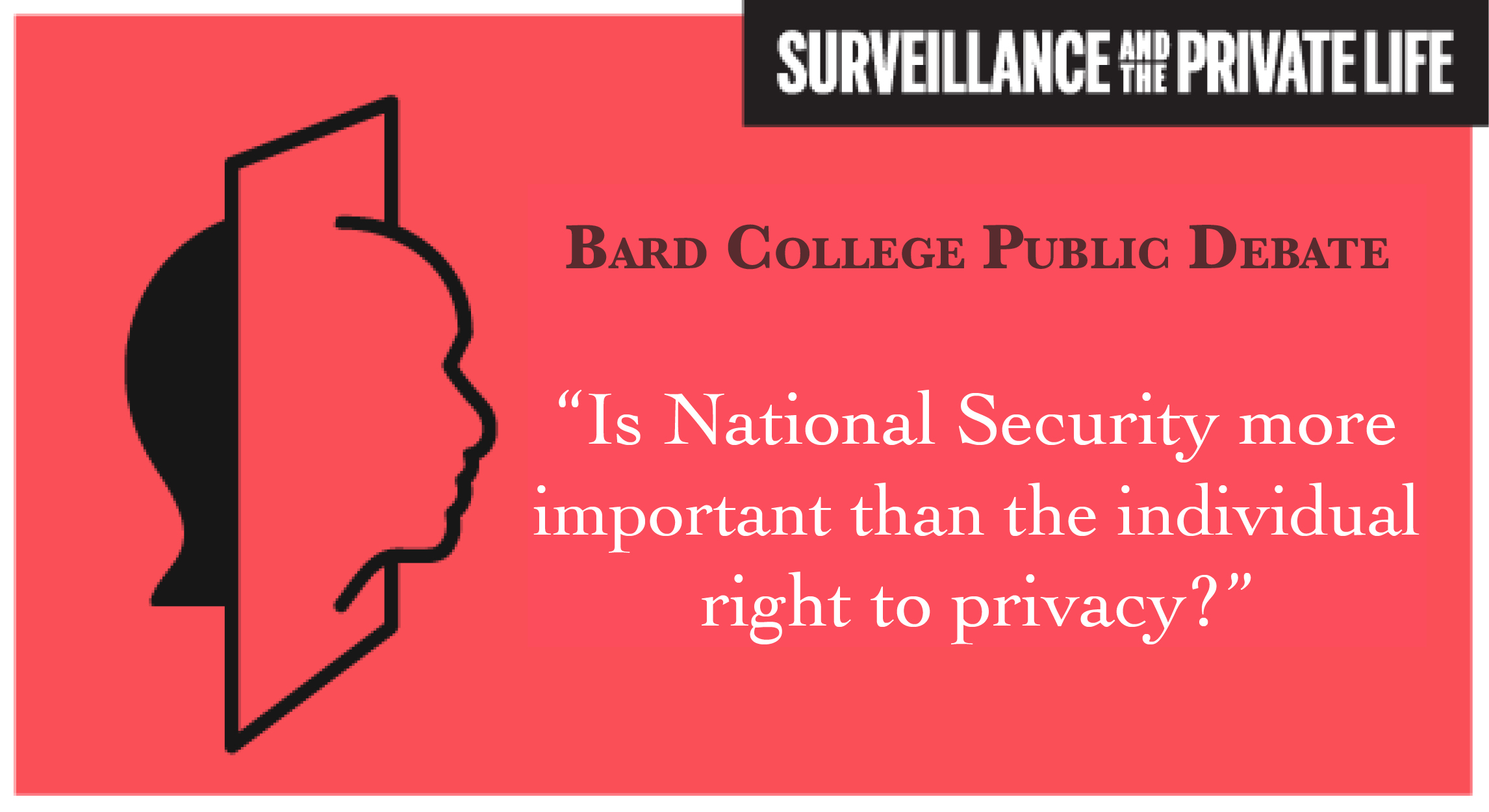 security is more important than privacy essay Privacy vs security surveillance argue that security is more important than privacy 1st place essay contest winner graduate student category 22.