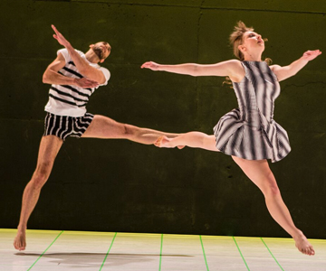 [May Day Dances:John Jasperse] Photo: Yi-Chun Wu