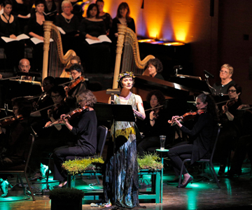 [Program EightMusic and Fascism in Italy] Bard Music Festival 2013, photo by Cory Weaver