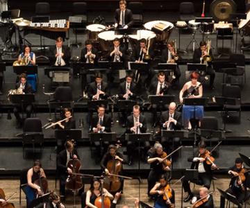 [Elgar's Enigma Variations] Photo by Matt Dine
