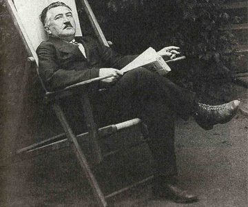 [Conservatory Orchestra] Josef Suk, photo via Wikimedia/Creative Commons