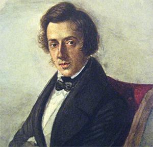 [Chopin and His World] Portrait of Fryderyk Chopin; Maria Wodzinska (1819-96)Wikimedia Commons