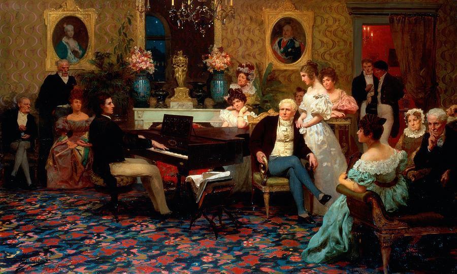 [Program ElevenChopin's Influence] Robert Schumann in an 1850 daguerreotype; Wikimedia Commons