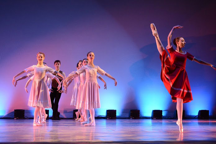 [Saugerties Ballet Center] Photo by Perry Sarkisian