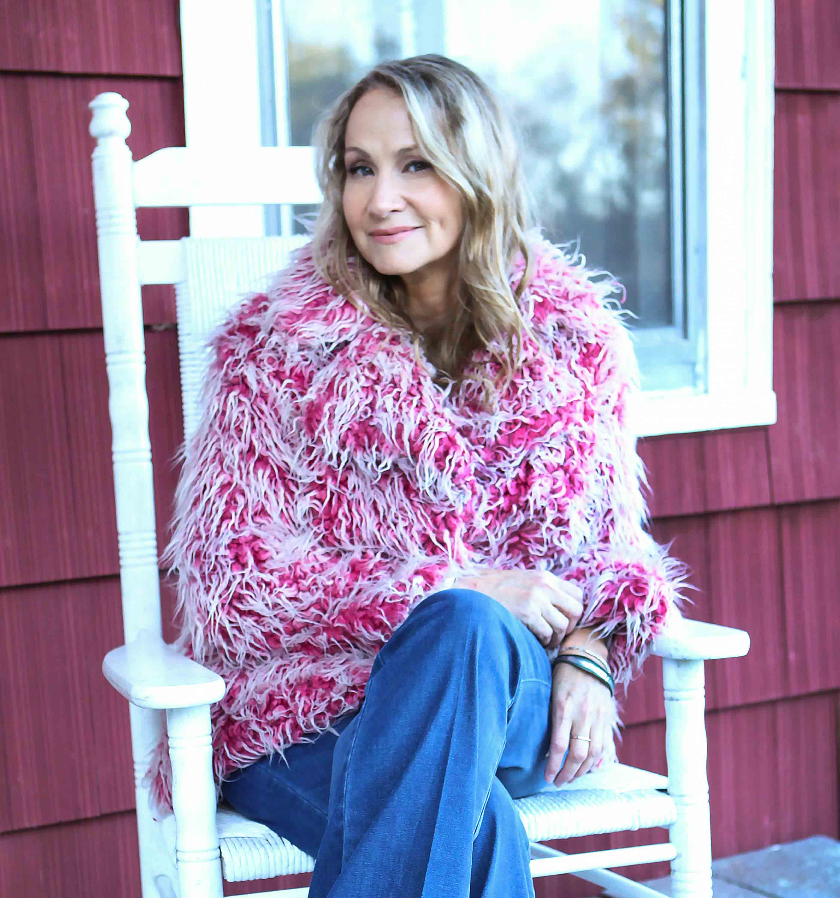 [Joan Osborne Sings the Songs of Bob Dylan] Photo courtesy of the artist