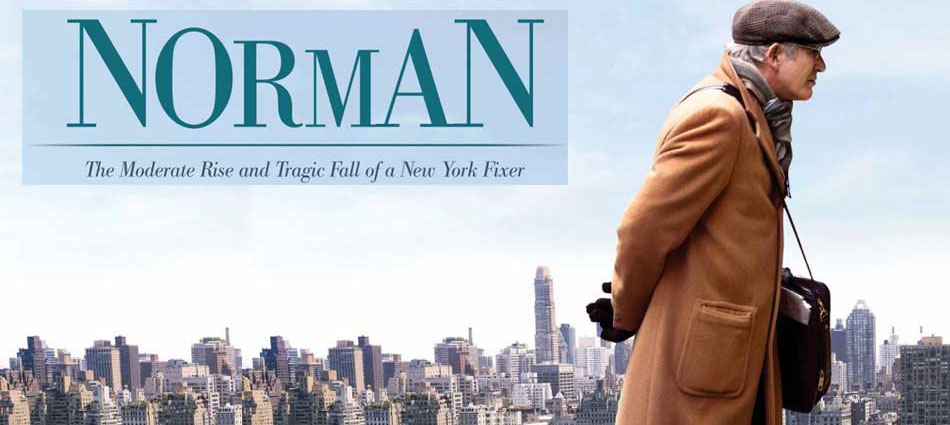 "[One Day University Film School Presents: ""Norman"" and a Discussion with Roger Berkowitz]"