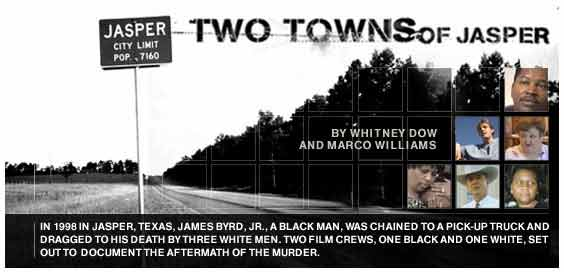 [Two Towns of Jasper Film Screening]