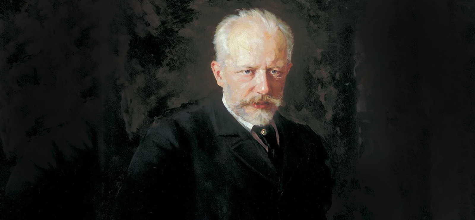 [Program TwoSoul or Craftsmanship?] Portrait of Pyotr Ilyich Tchaikovsky by Nikolai Kuznetsov; Wikimedia Commons