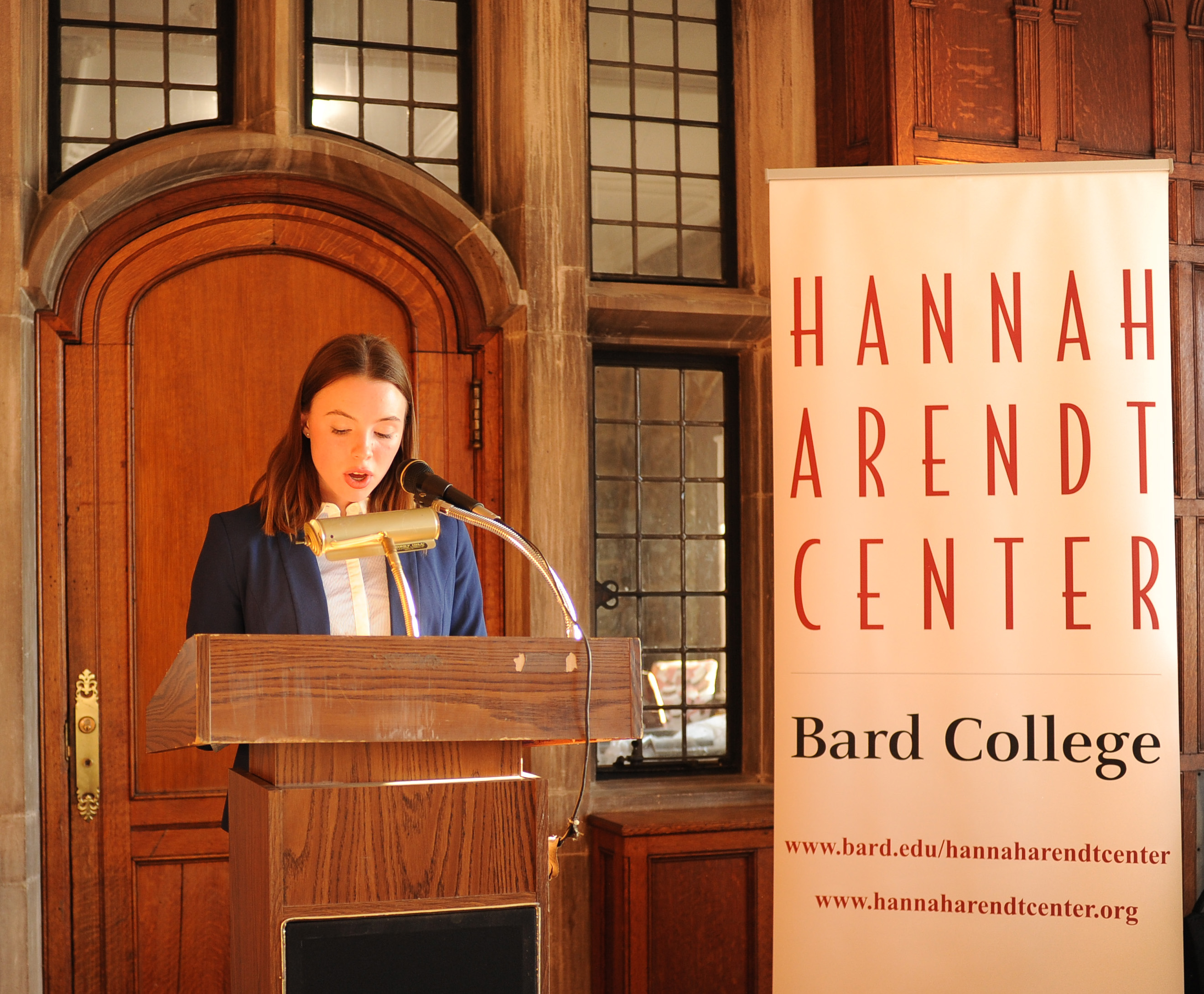 [We're Hiring! Student Fellowship at the Hannah Arendt Center for Politics and Humanities for the 2018–2019 Year]