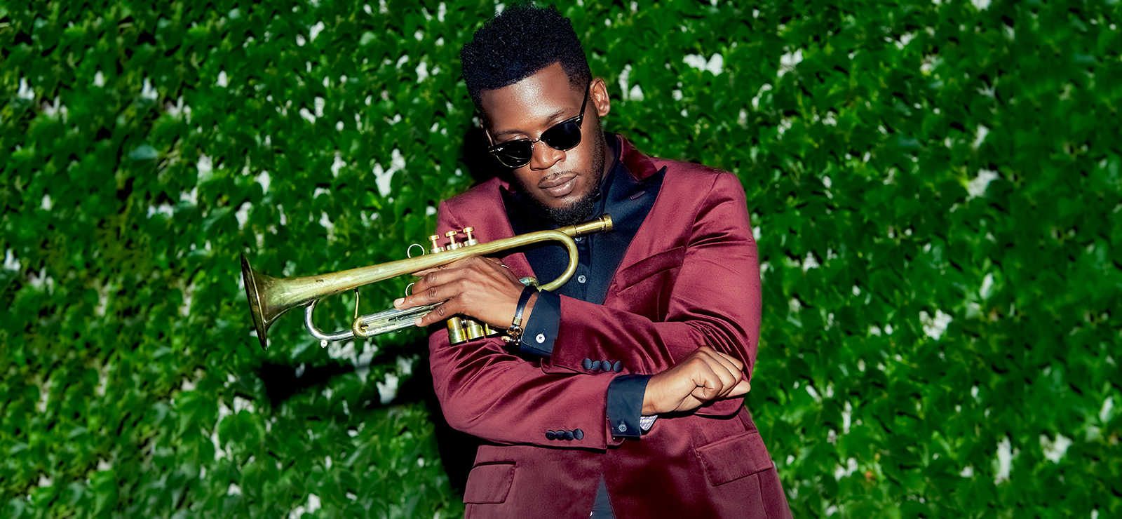 [SOUND THE TRUMPET!Jazz and the Birth of Hip-HopLed by Keyon Harrold] Photo by Deneka Peniston