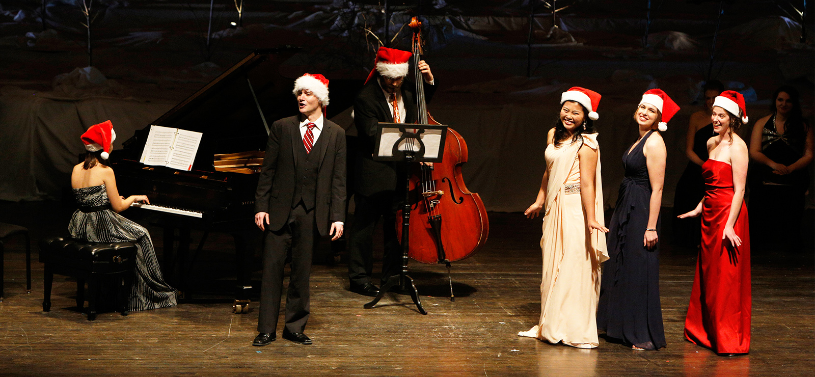 [Winter Songfest] Photo by Cory Weaver