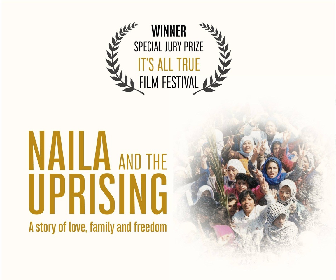 [Naila and the Uprising: Screening and Discussion]