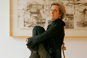 [Trisha Brown, Founding Artistic Director and Choreographer]