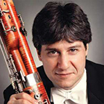 [Marc Goldberg, bassoon]