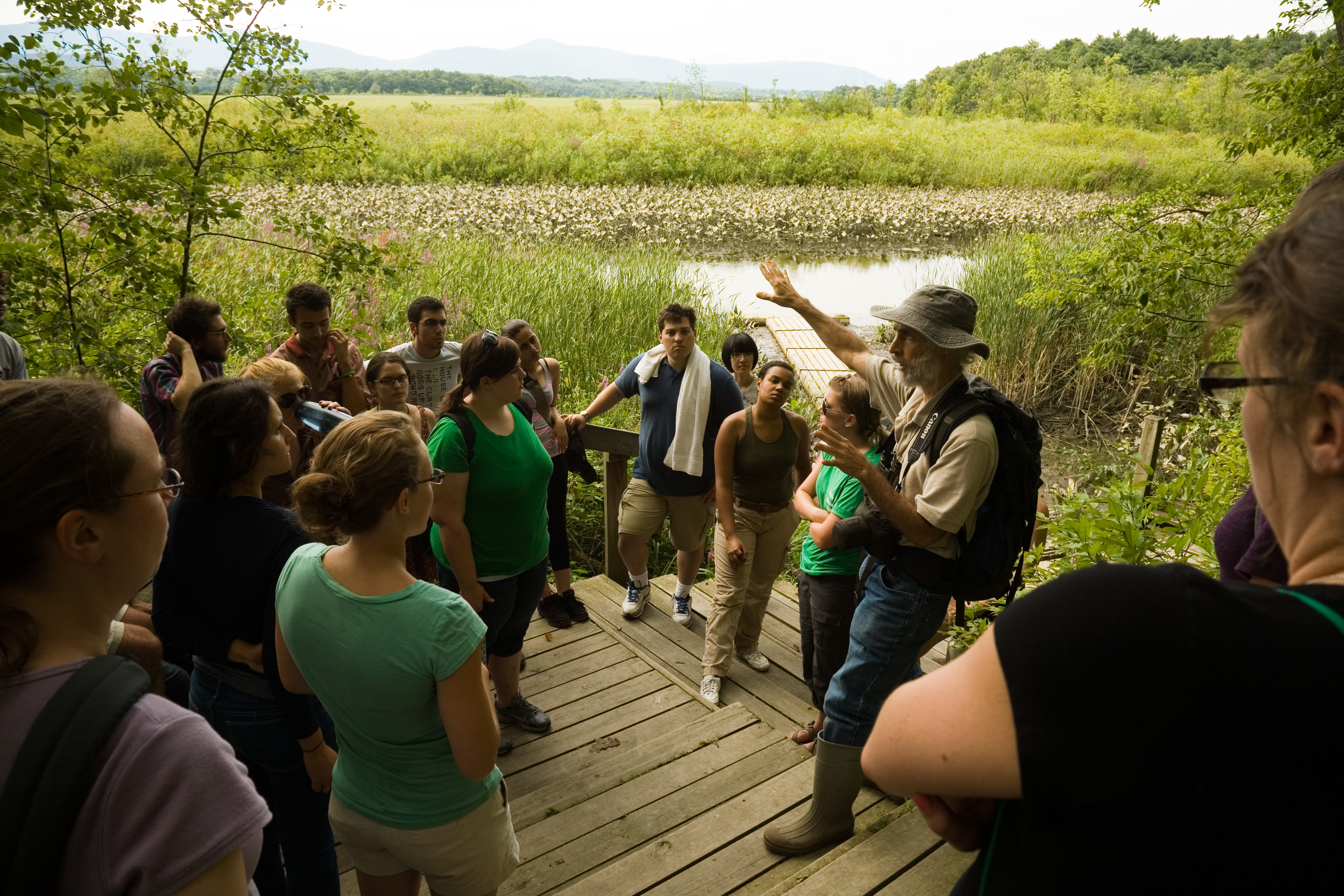 New Masters in Environmental Education Degree