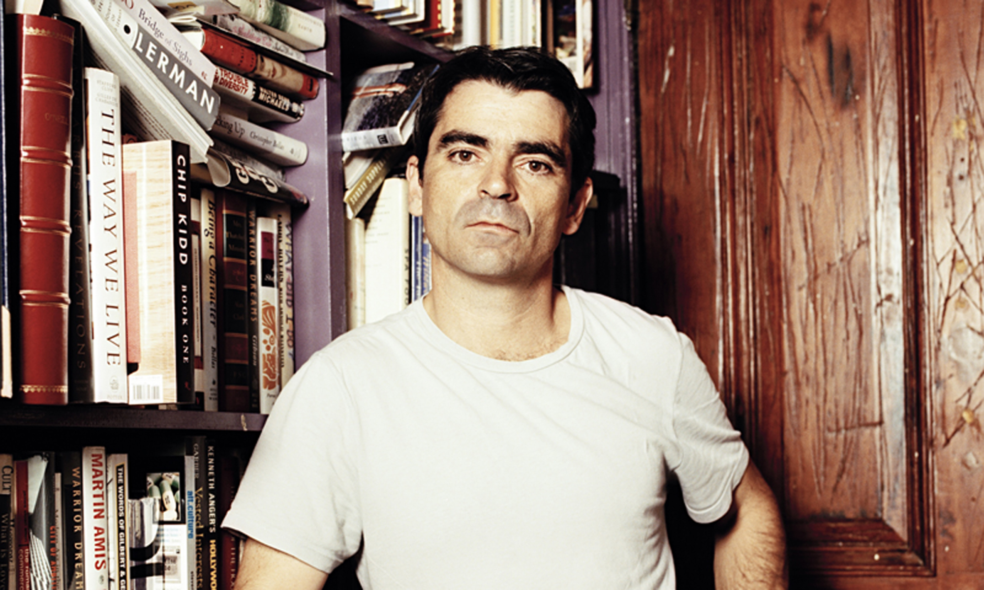Listen to Joseph O'Neill read at Bard, 09.15.14.