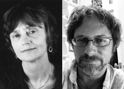 Alice Notley and Anselm Berrigan