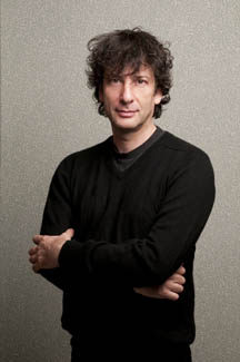 Neil Gaiman; Photo by Kimberly Butler