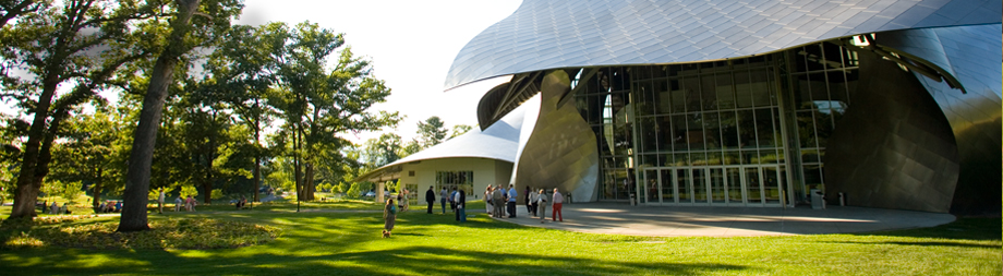 There's no dearth of cultural activities on campus—film screenings, art exhibitions, intimate jazz and pop concerts, and the great classical music and opera performances at the Fisher Center (pictured).