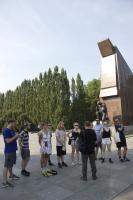 August 11 - Treptower Park Soviet Memorial Tour with Sebastian Gerhardt.© Inasa Bibic