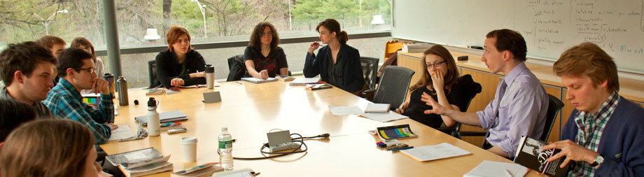 Bard provides a challenging academic program, a supportive environment that fosters a collaborative interchange of ideas and access to world-class scholarship and research.