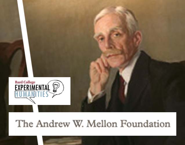 Bard College has been awarded an $800,000 grant from the Andrew W. Mellon Foundation to support the College's Experimental Humanities initiative. Support from the Mellon Foundation will transform Experimental Humanities at Bard into a hub for scholarly, curricular, and artistic innovations.