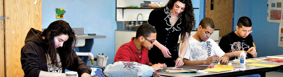 The MAT Program integrates study in a discipline and in education, with locations in Annandale, New York City, California, and the West Bank.