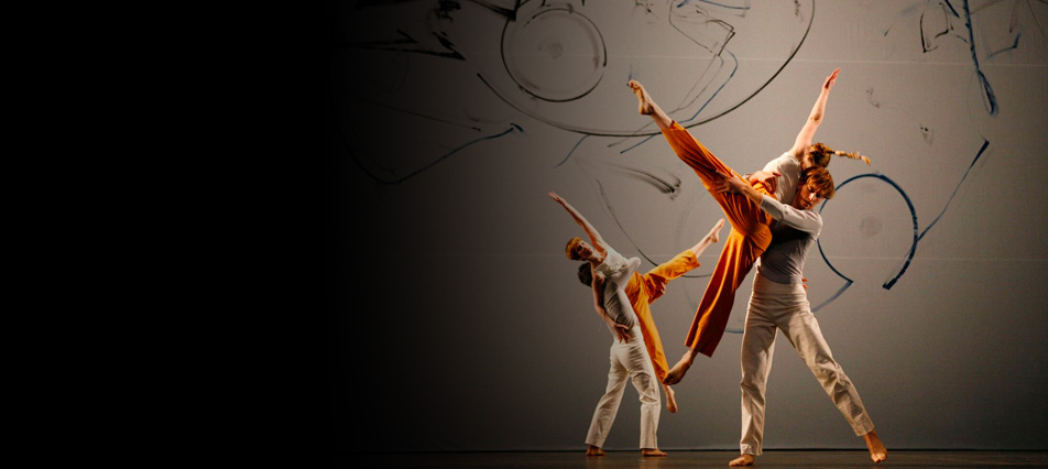 Trisha Brown Dance CompanyResidency Showing