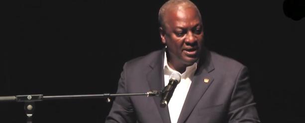 President of Ghana Visits Bard