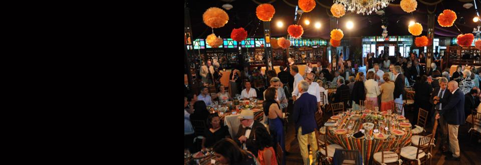Bard Music Festival Opening Night Dinner